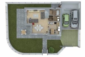 Villa Ciserano - unità 2